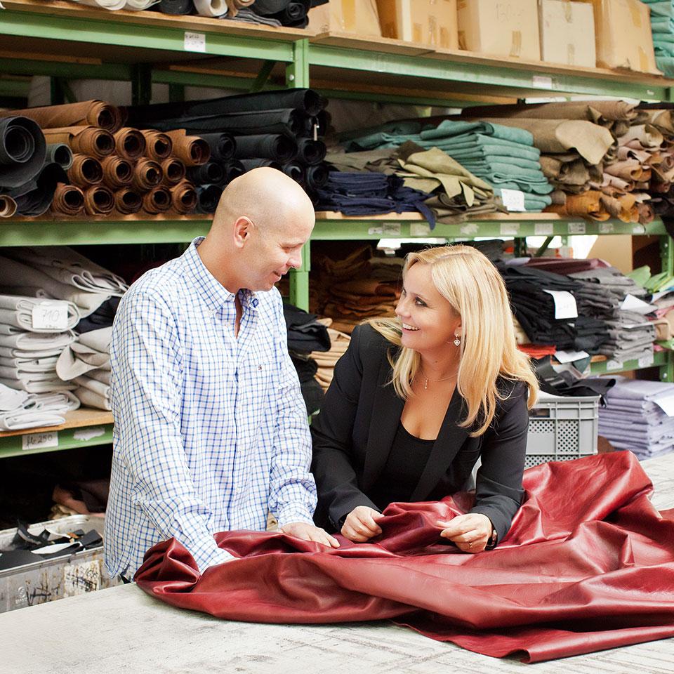 Das Familienunternehmen NIKA TRADE wird seit 1992 von Esther und Stefan Haas geführt